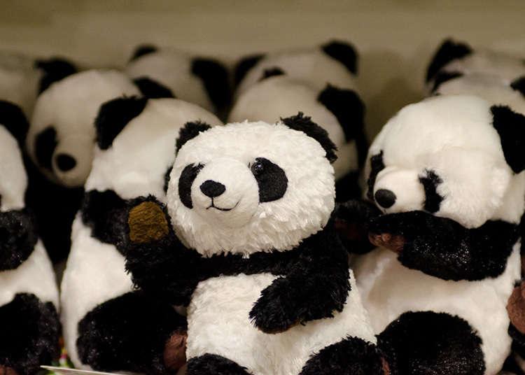 購買熊貓商品