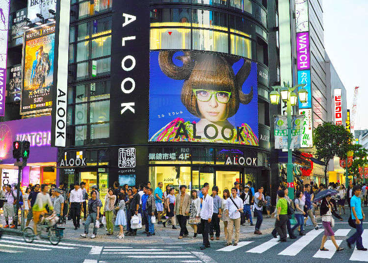 First time in Shibuya Tokyo? Here's Your Easy Guide to the Shibuya and Harajuku Area!