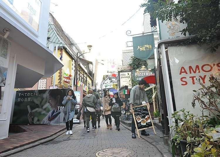 2. Spain-zaka: Shopping in the stylish backstreets!