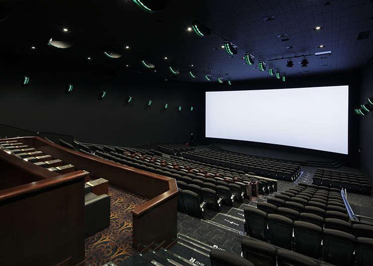 Menonton Film di Multiplex