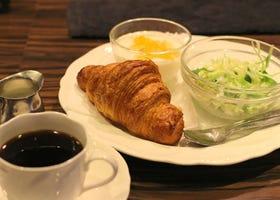 自家焙煎のコーヒーを楽しむのんびり早朝プラン