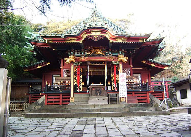 """Status """"Kanto Inari Jinja Sosha"""" yang berterusan dari zaman Edo hingga kini"""