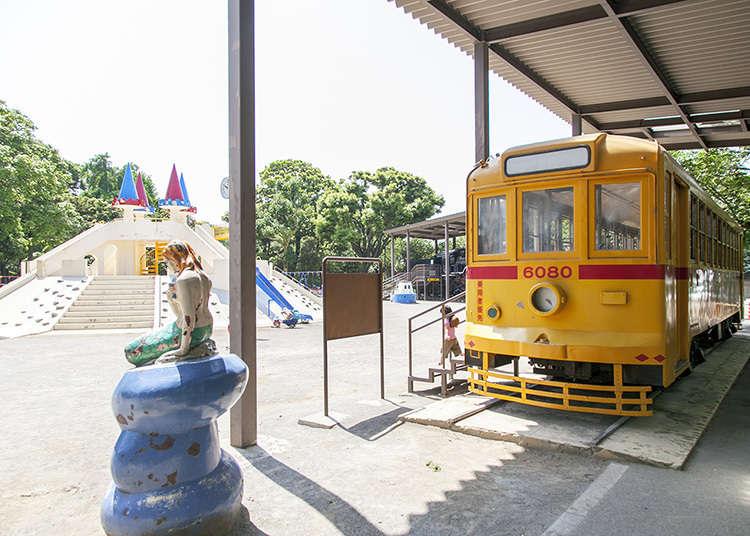 สถานที่ชมซากุระชื่อดังที่ได้รับเลือกให้เป็นสวนสาธารณะแห่งแรกของญี่ปุ่น