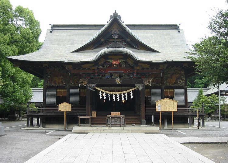 """""""ศาลเจ้าจิจิบุ"""" ที่สั่งสมประวัติศาสตร์มายาวนาน"""