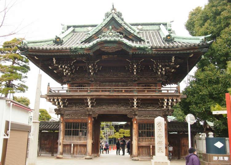 The Shibamata Taishakuten Temple - A True Landmark