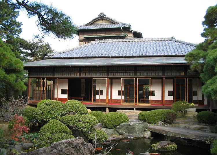 """Ke """"Yamamoto-tei"""", bangunan gabungan antara gaya Jepun dan Barat"""