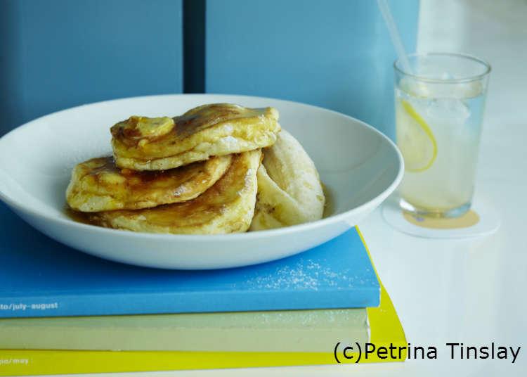 'bills 시치리가하마'에서 즐기는 세계 최고의 아침 식사