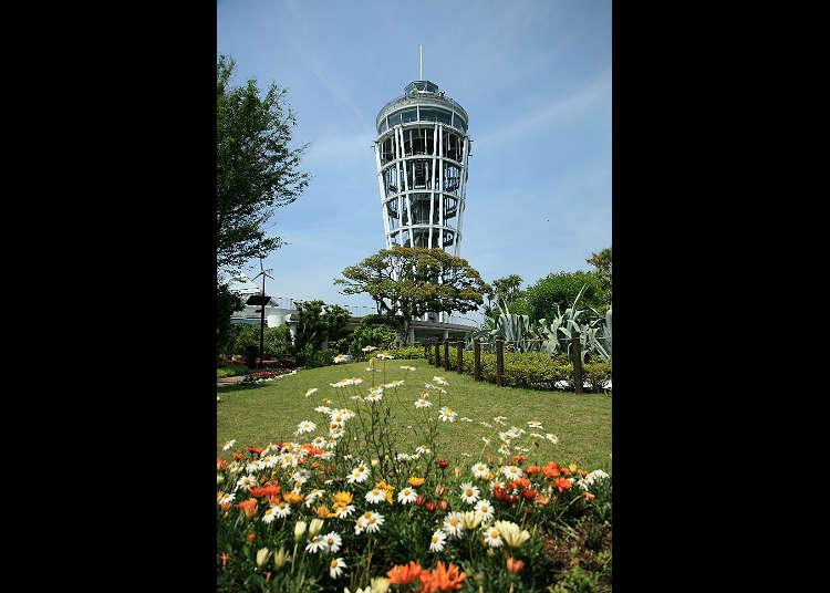 """ตื่นตาดูทัศนียภาพที่ประภาคาร """"Enoshima Sea Candle"""""""