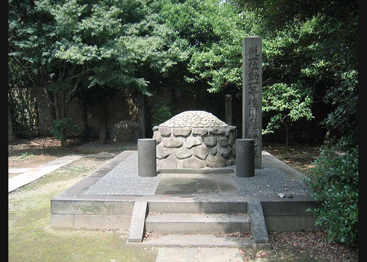 【第一站】於洋溢歷史情懷的「谷中靈園」散步