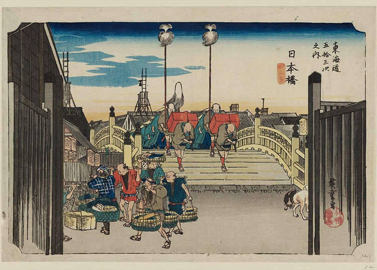 What is Ukiyo-e?