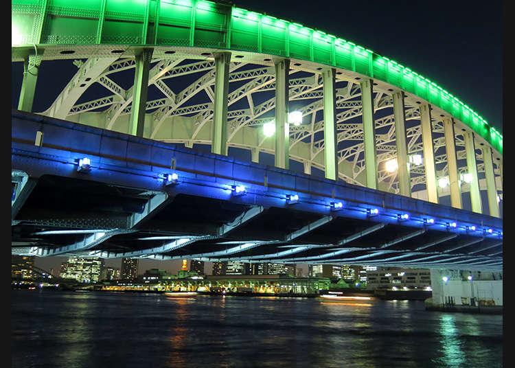 "Khazanah budaya ""Jambatan Kachidoki"""