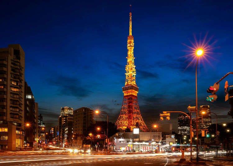 東京タワーに行く人必見! 展望夜景やライトアップ、お得チケット情報など徹底解剖