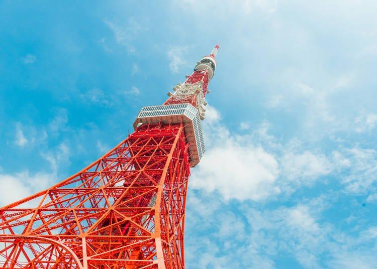 東京タワーへの行き方は?