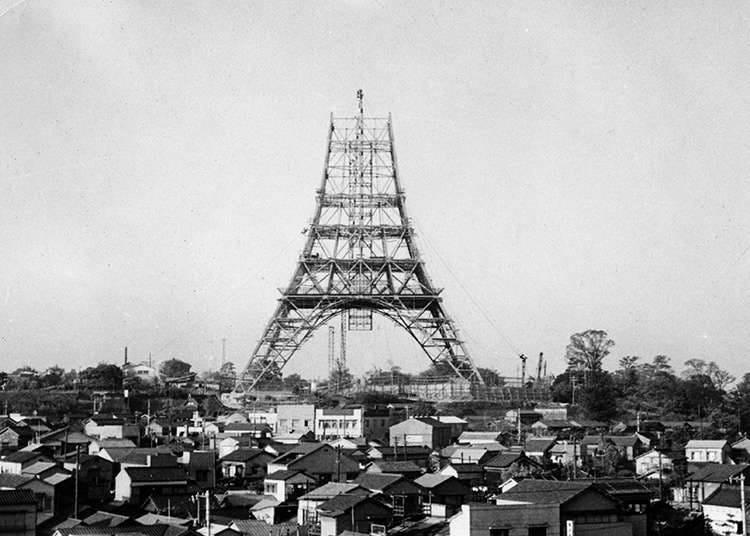 도쿄타워의 역사