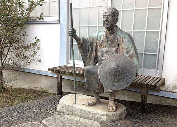Mata-mata Bakufu? Telusuri jejak kaki Matsuo Basho!