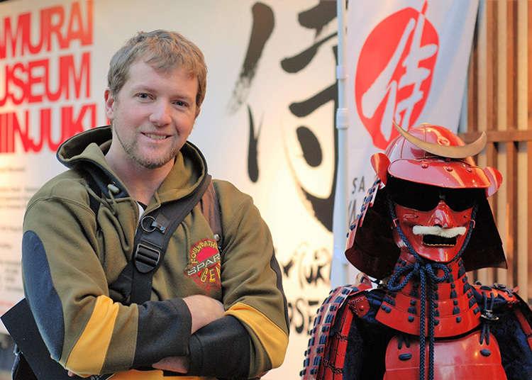 Go Visit the Samurai Museum!