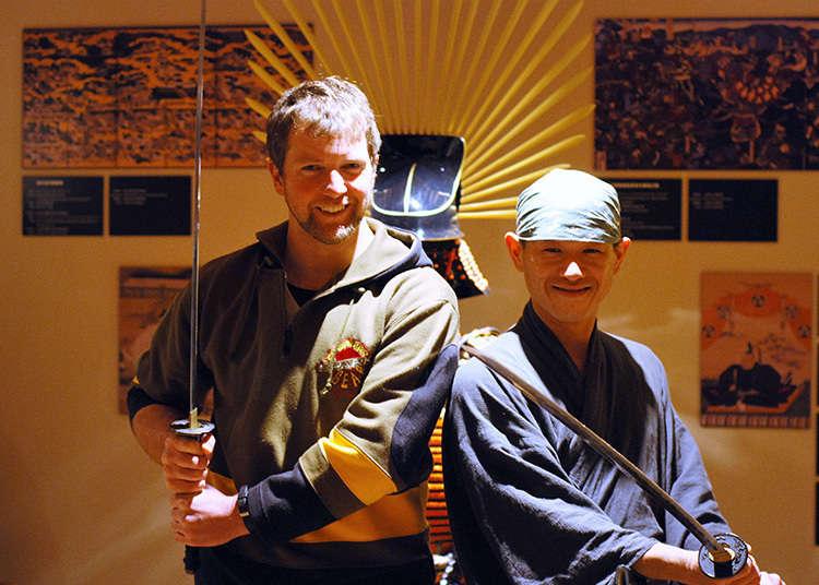 Pergaulan dengan samurai