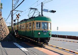 Bersepeda Santai Sambil Menjelajah Kafe di Tepi Pantai Kamakura