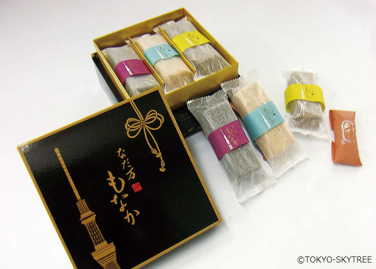 7. Recommended Tokyo Skytree Souvenirs