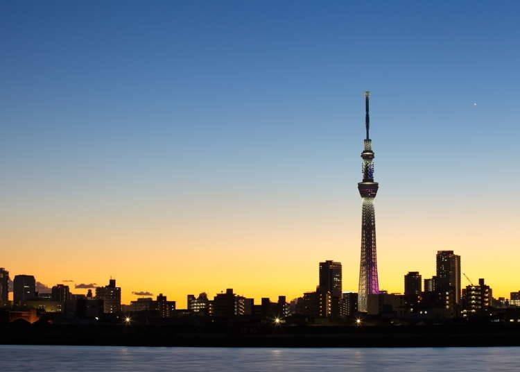 Tokyo Skytree: Uniting Radio Tower, Shopping Center, and Observation Deck
