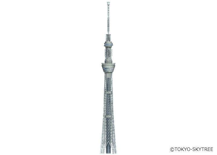 為什麼東京需要一座這麼高的塔呢?