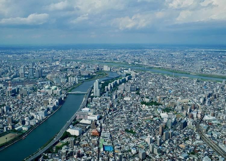 東京晴空塔(R)推薦的一日遊搭配行程