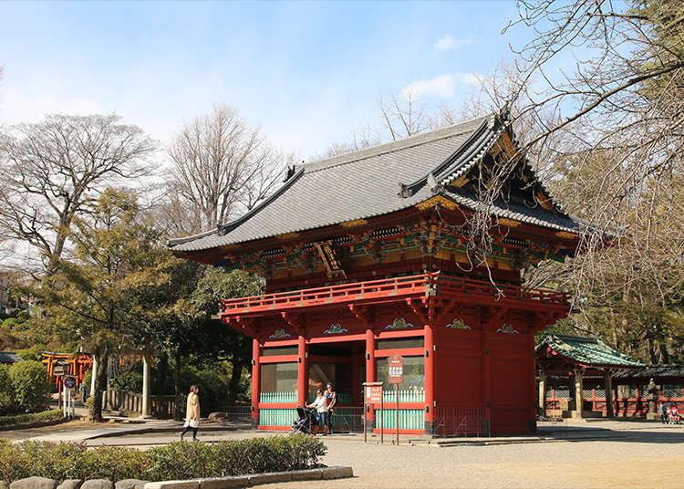 日式復古風情萬種「谷根千」一個用記憶製造回憶的地方