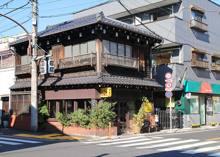 2. Kayaba Coffee: Cafe in 100-year-old traditional Japanese house