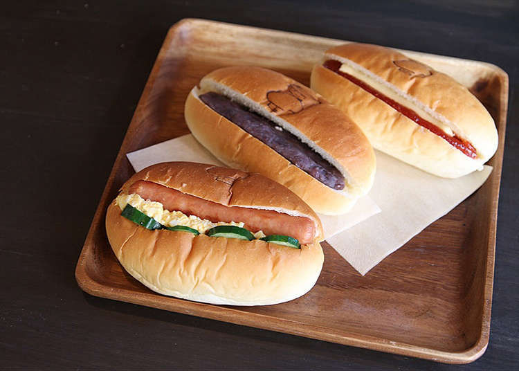 7. Ohirasei-Pan: Try some soft koppepan (soft rolls)!