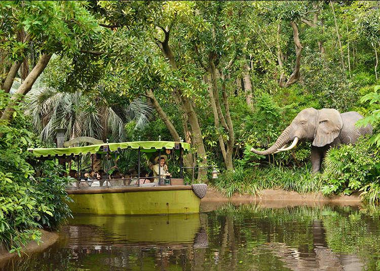 """Rasakan Petualangan Sesungguhnya di """"Jungle Cruise"""""""