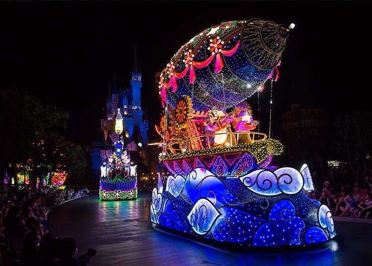 """Cahaya Tak Terhingga di """"Electrical Parade"""""""