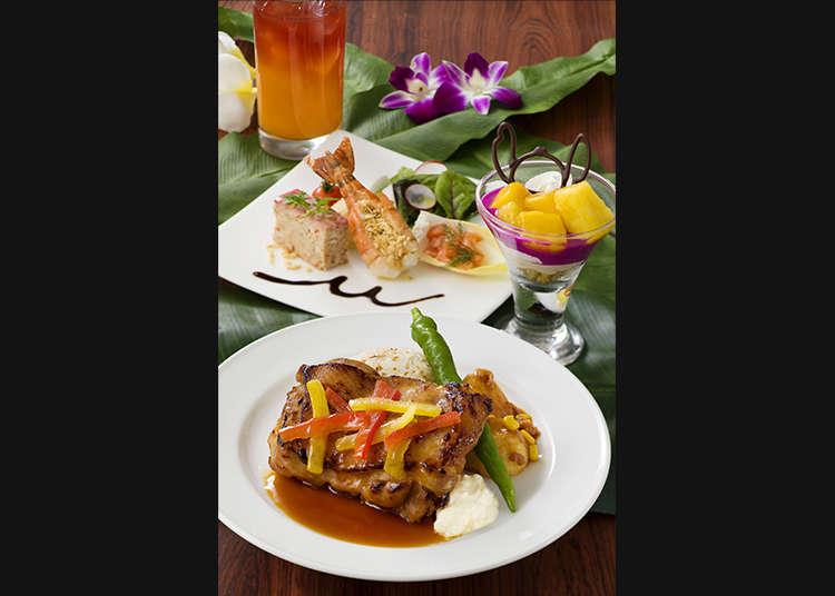 """Restoran Teras Polynesian"""