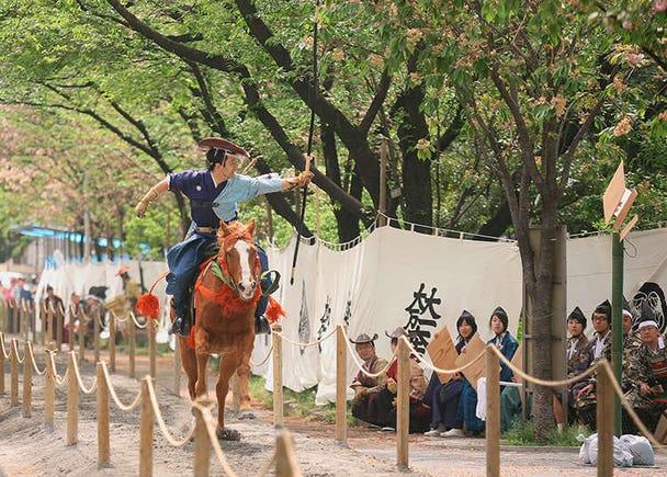 Yabusame, Asakusa Horseback Archery 2019