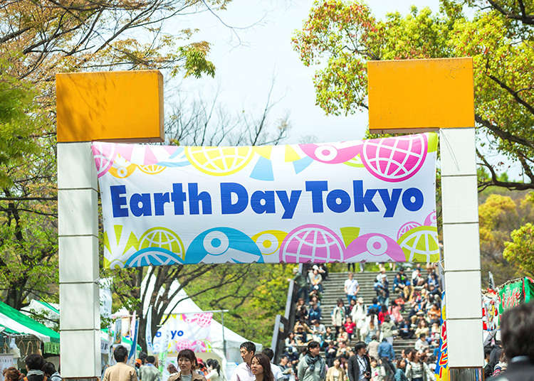 Earth Day Tokyo 2019