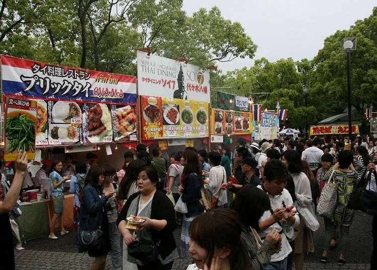"""Menikmati makanan Thailand di """"Thai Festival"""""""