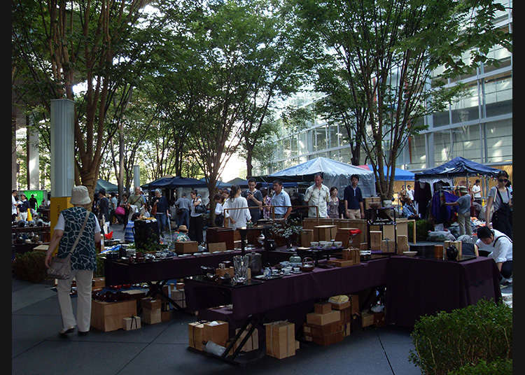 The Oedo Antique Market