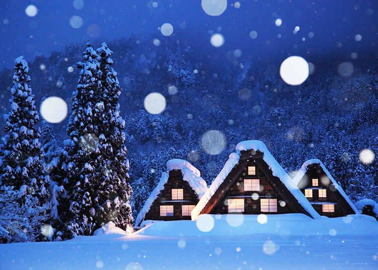 Musim Dingin yang Banyak Salju