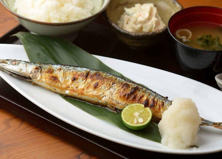 Harga Makanan di Tokyo