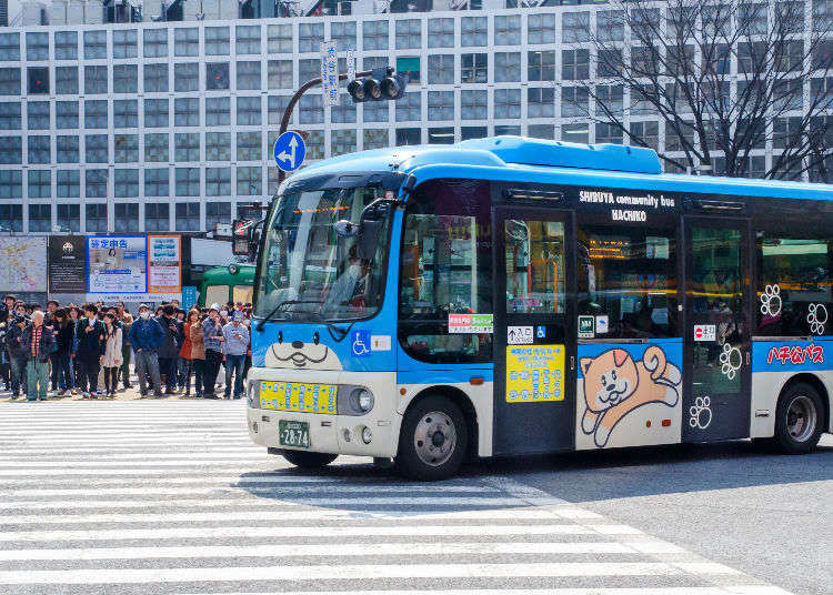 Essential on Every Trip: How to Use Buses in Japan