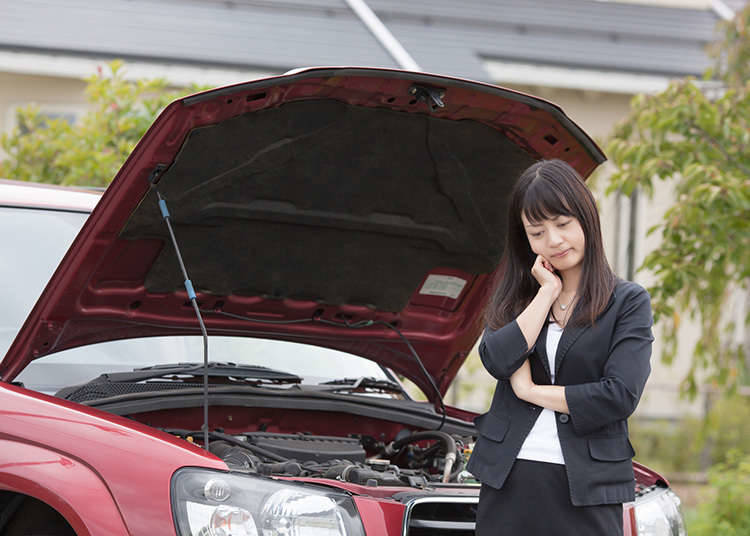 Options worth considering before renting a car in Japan