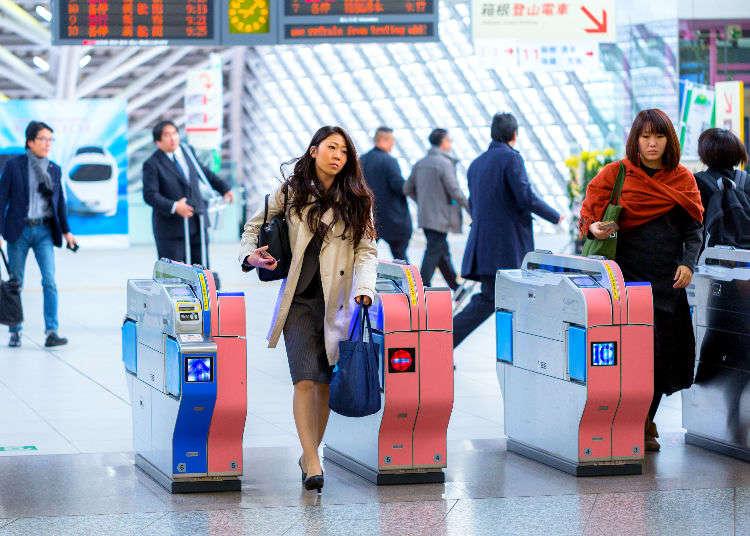 도쿄여행을 위한 다양한 전철 1일 승차권