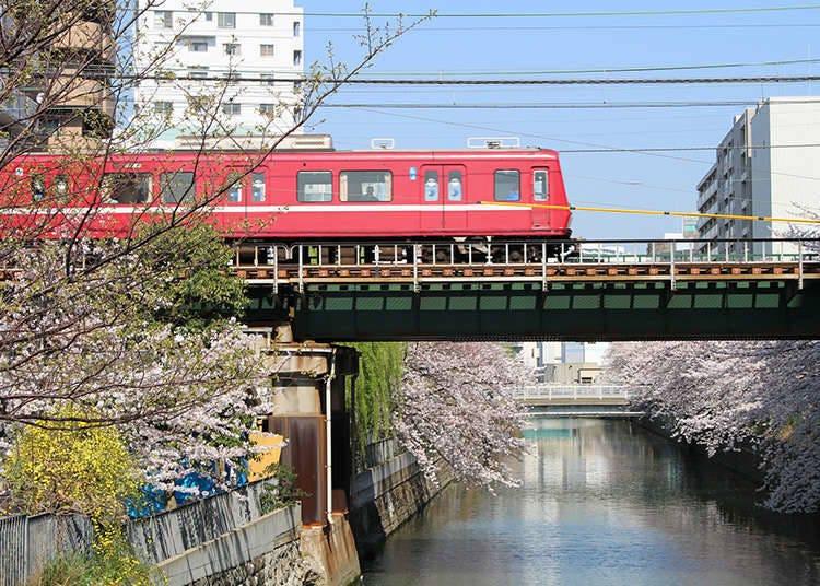 Keikyu Lines' 1-Day Tickets