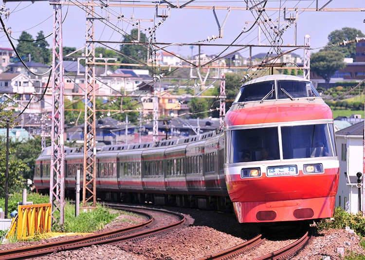 Tiket perjalanan 1 hari oleh Odakyu Electric Railway