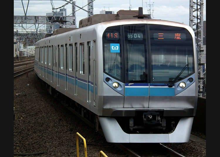 ตั๋วโดยสารรถไฟใต้ดิน Tokyo Metro 1-Day Open Ticket (โตเกียวเมโทรแบบ 1 วัน)
