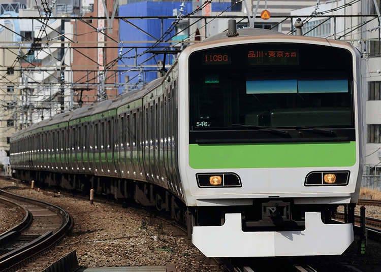 Tiket Kendaraan untuk Orang Asing di East Japan Railway Company
