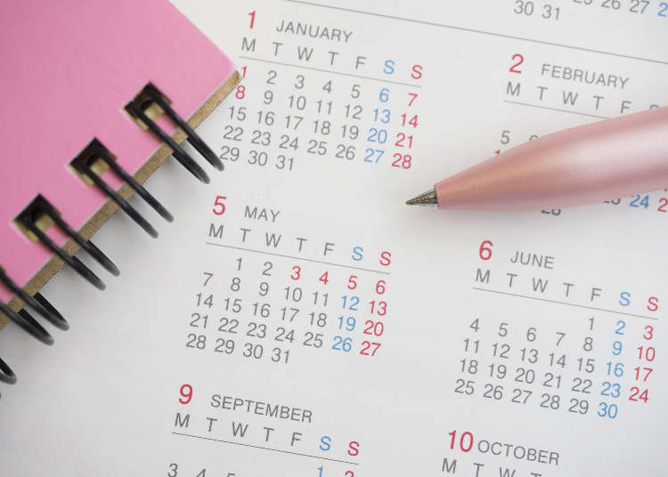 Why Is It So Crowded?! What Days to Avoid in Japan in 2020