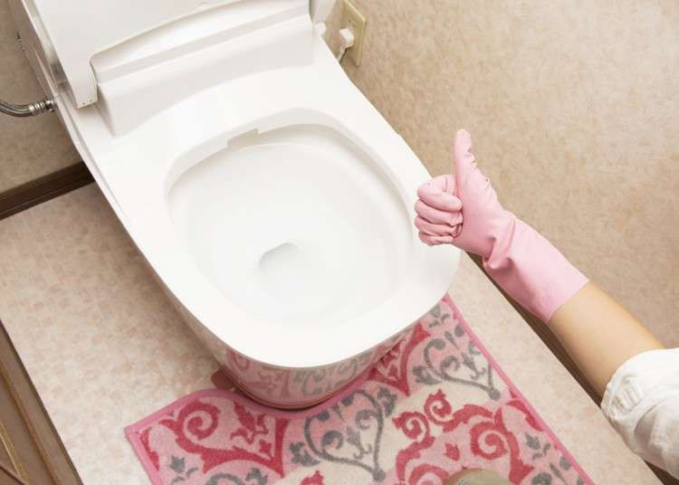 日本乾淨的秘訣從馬桶做起!來日本觀光前一定要知道的廁所注意事項!