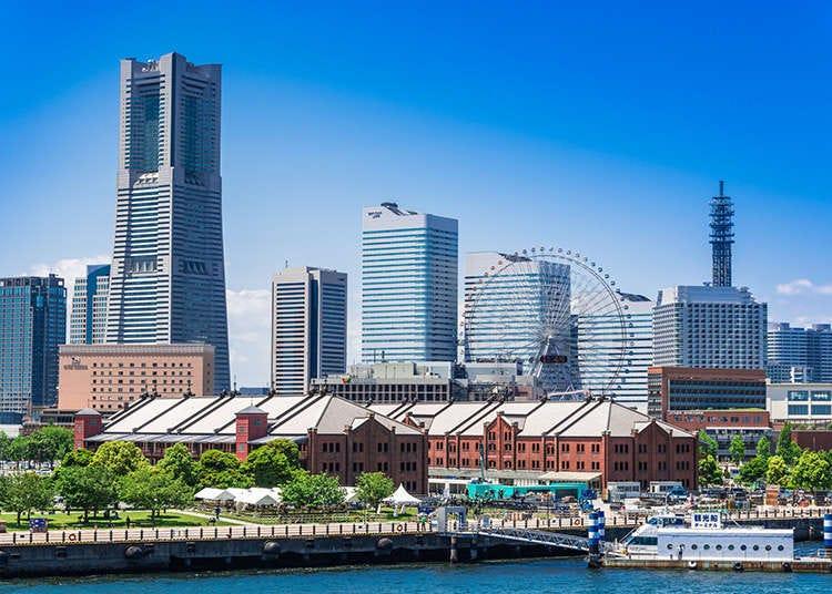 Maklumat kawasan pinggiran Tokyo