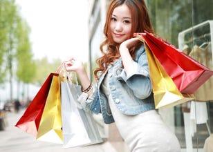Banyak benda yang diingini! Frasa-frasa bahasa Jepun yang berguna ketika membeli-belah.