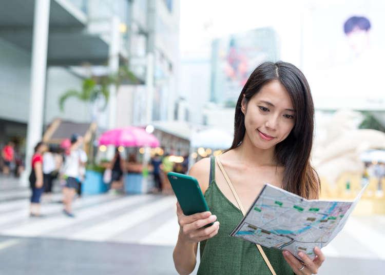 【日本自由行必看】新手靠這招玩遍日本各地!3分鐘學會觀光超實用的日文會話短句